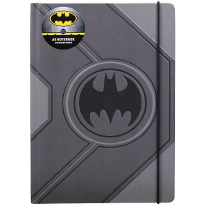 Batman Notebook - Black Logo