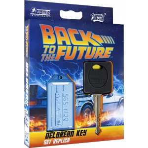 Back to the Future Replica - Delorean Key
