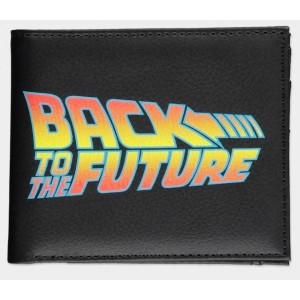 Back to the Future Wallet - Logo