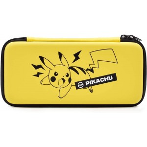 Switch Hori EmBoss Case - Pikachu