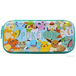 Switch Hori Vault Case - Pikachu & Friends