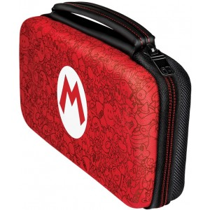Switch Travel Case - Mario Remix