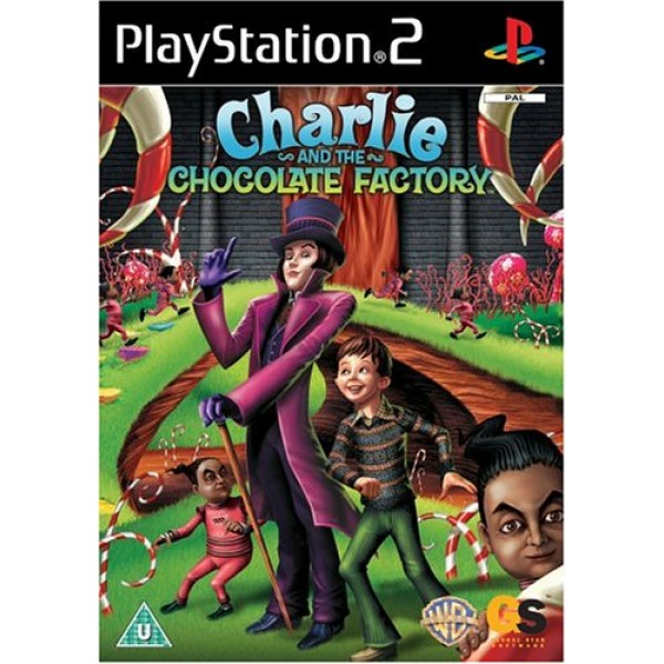 Charlie and the Chocolate Factory [Used]