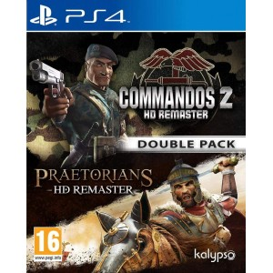 Commandos 2 + Praetorians HD Remaster