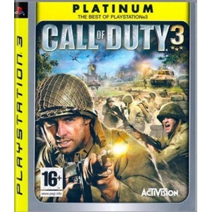Call of Duty 3 - Platinum