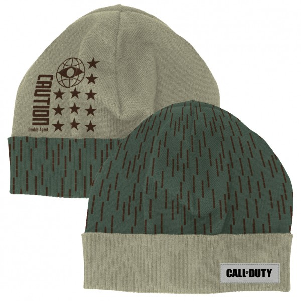 Call of Duty: Cold War Beanie - Double Agent