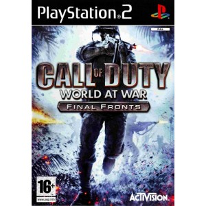 Call of Duty: World at War - Final Fronts | Used