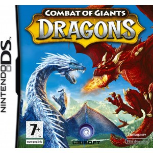 Combat of Giants Dragons | Nintendo DS 3DS Used