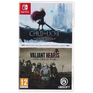 Child of Light + Valiant Hearts Double Pack
