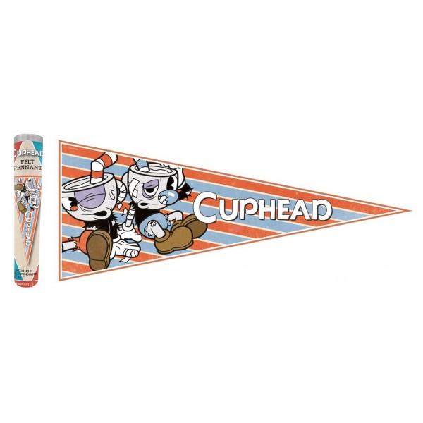 Cuphead Pennant Flag