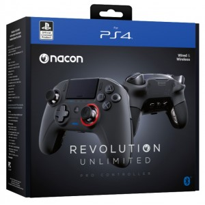 PS4 Nacon Revolution Unlimited Pro Controller