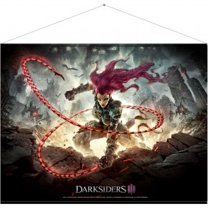 Darksiders Wallscroll - Key Art
