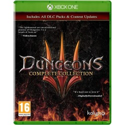 Dungeons III - Complete Collection