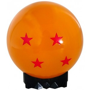 DragonBall 3D Lamp