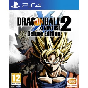 DragonBall Xenoverse 2 - Deluxe Edition