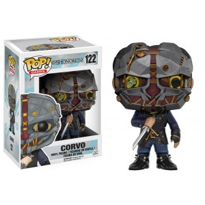 Dishonored 2 Corvo POP! Games Vinyl Figure