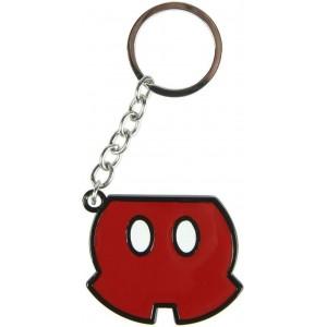 Disney Metal Keychain - Mickey Mouse Pants