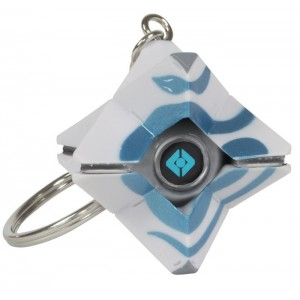 Destiny 3D Keyring - Hunter Ghost