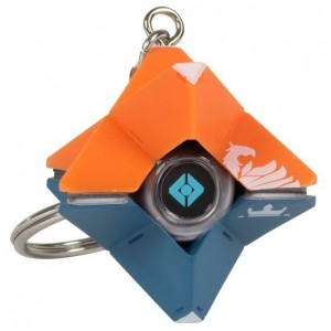Destiny 3D Keyring - Kill Tracker Ghost