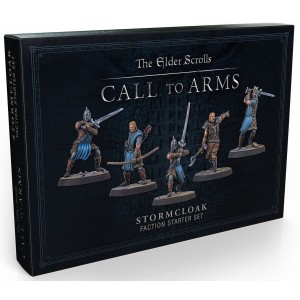 The Elder Scrolls Call to Arms Stormcloak Faction