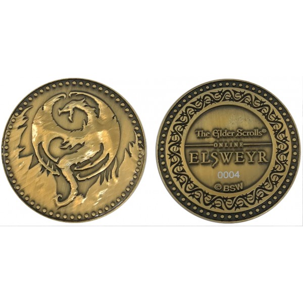 The Elder Scrolls Online Coin - Elsweyr