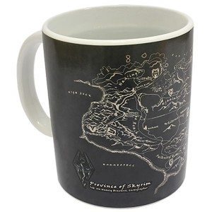 The Elder Scrolls V Skyrim Mug - Heat Reactive