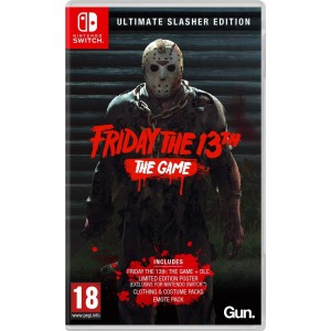 Friday the 13th - Ultimate Slasher Edition | Nintendo Switch USED