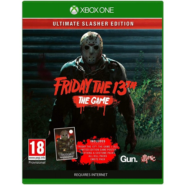 Friday the 13th - Ultimate Slasher Edition