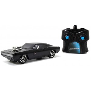 Fast & Furious 1970 Dodge Charger R/T Remote Control 1:24