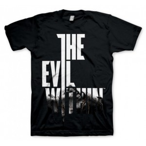 The Evil Within T-Shirt - Wired