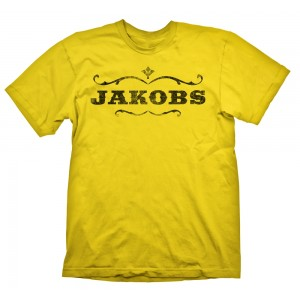 Borderlands T-Shirt - Jakobs