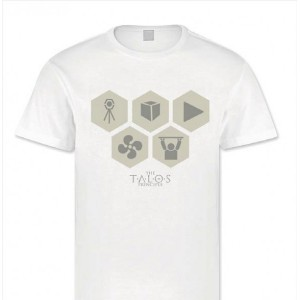 The Talos Principle Actions T-Shirt