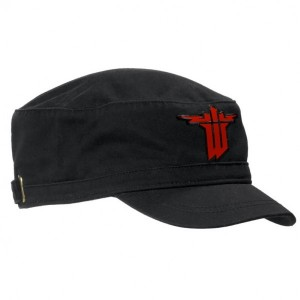 Wolfenstein Military Cap - Logo