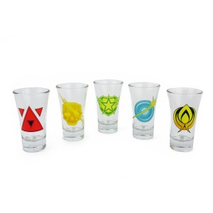 Battleborn Shotglasses - Factions