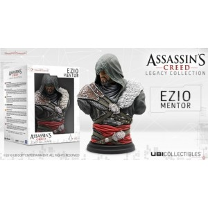 Assassin's Creed Bust Ezio Mentor Legacy Collection Bust