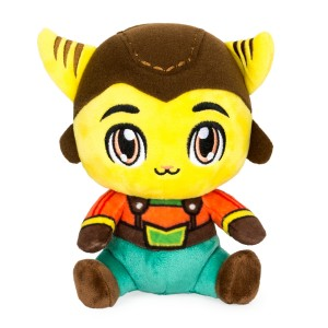 Ratchet and Clank Plush - Ratchet