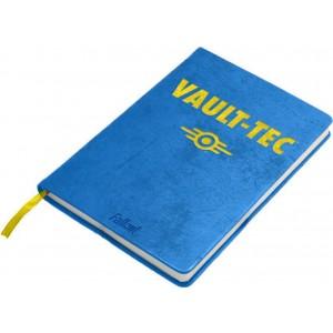 Fallout Notebook - Vault-Tec