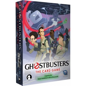 Ghostbusters The Card Game