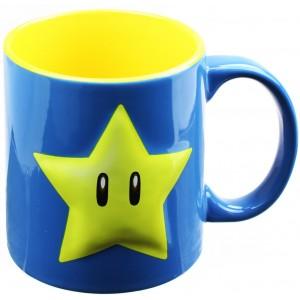 Super Mario Oversize Mug - Super Star