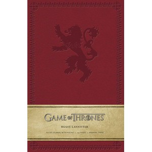 Game of Thrones Journal - House Lannister