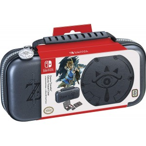 Switch Game Traveler Deluxe Travel Case - Zelda Sheikah Eye