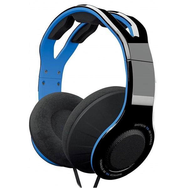 Gioteck TX30 Headset - Blue
