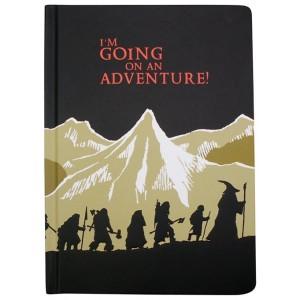 The Hobbit Notebook - I'm Going on an Adventure