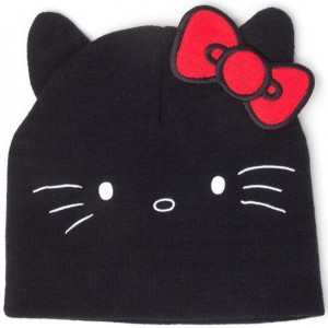 Hello Kitty Beanie - Face with Ears