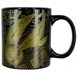 Harry Potter Mug - Golden Snitch