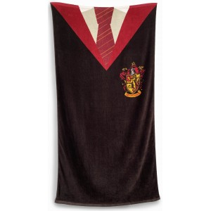 Harry Potter Towel - Gryffindor Gown