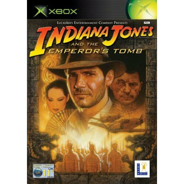 Indiana Jones and the Emperor's Tomb | Used