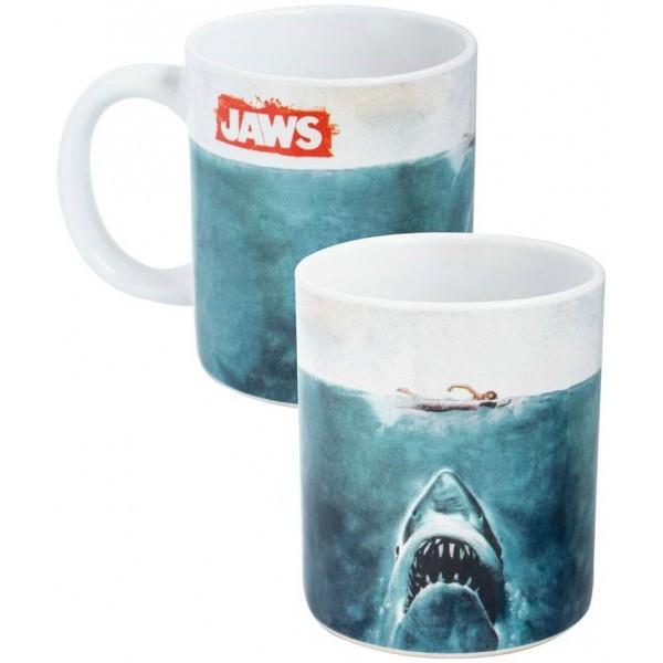 Jaws Mug - Logo