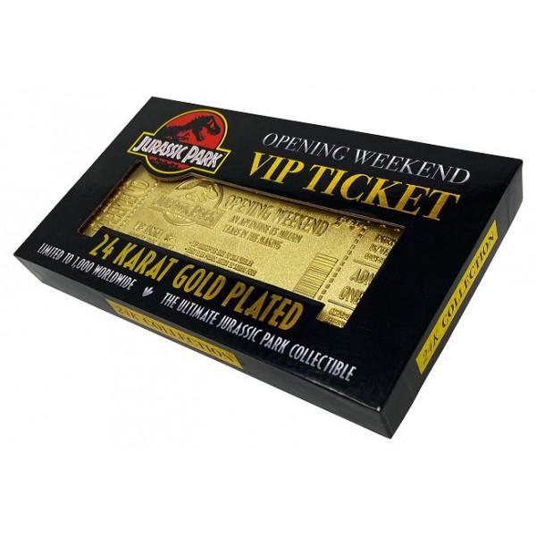 Jurassic Park Opening Weekend VIP Ticket