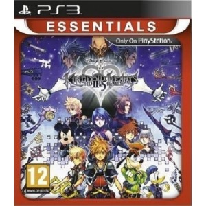 Kingdom Hearts HD 2.5 Remix - Essentials